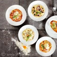 Maisto-fotografavimas-makaronai
