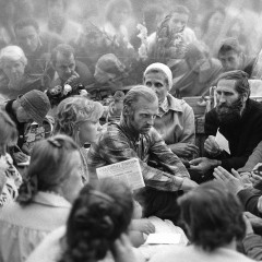 1988-09-badautojai-Katedros-aiksreje